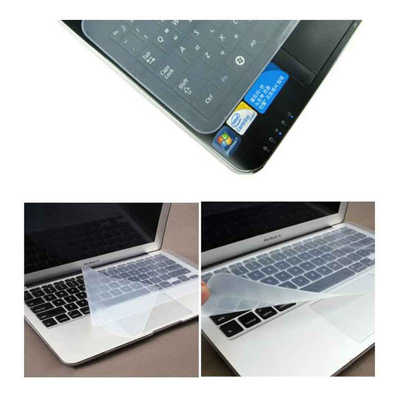 Laptop Silicon Keyboard Guard