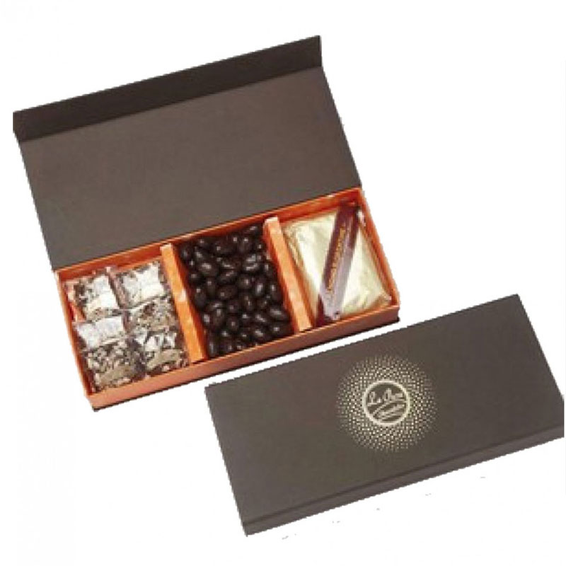 Le Pure 3 Flavour Chocolates Box