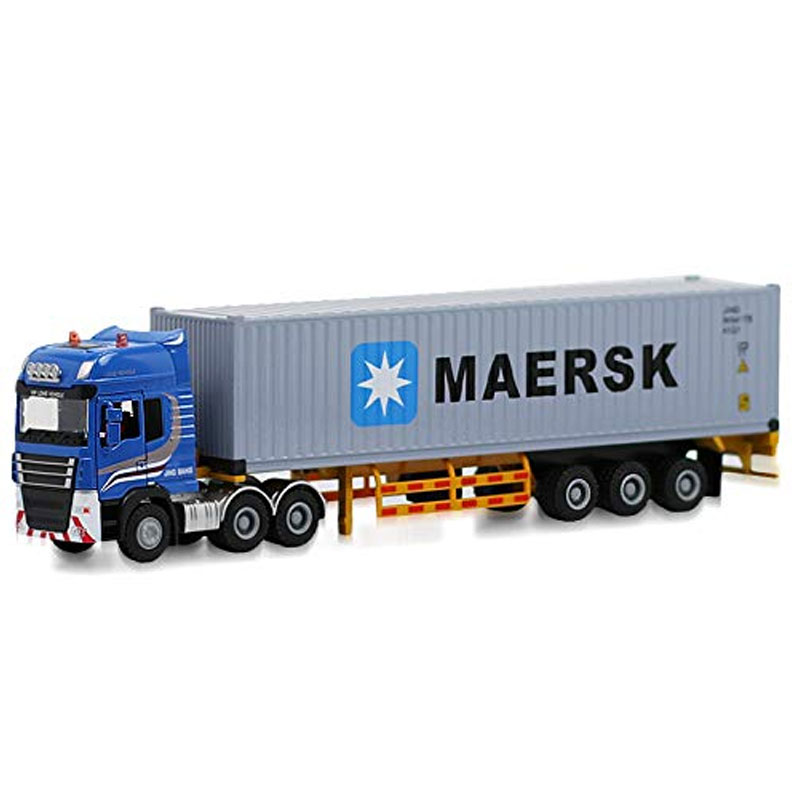 MAERSK Container Truck Model