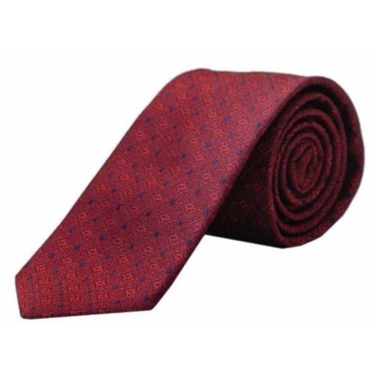 Blackberry Maroon Coloured Tie