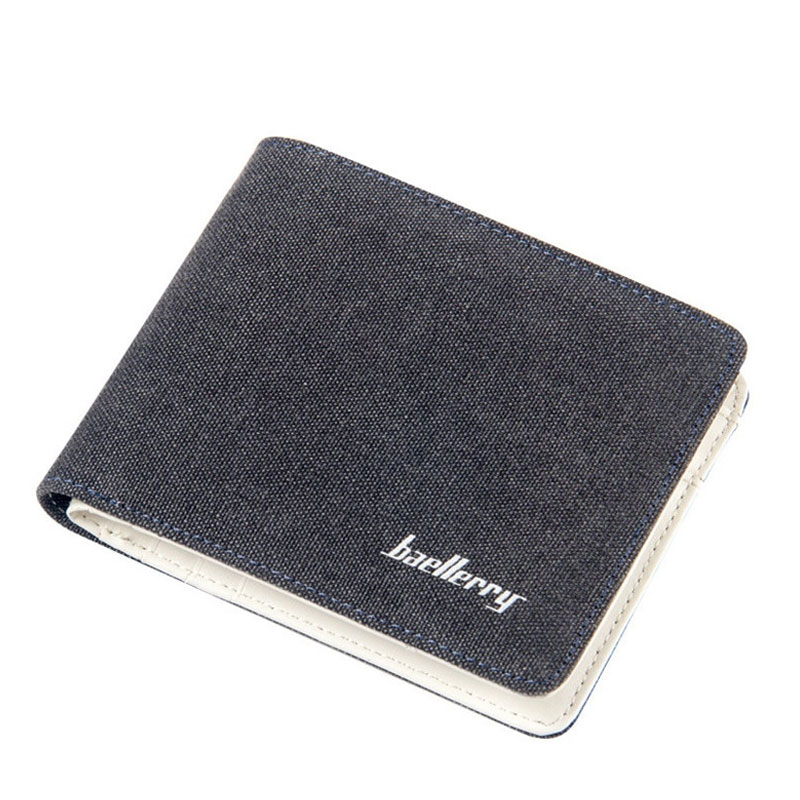 Men's Canvas Wallet