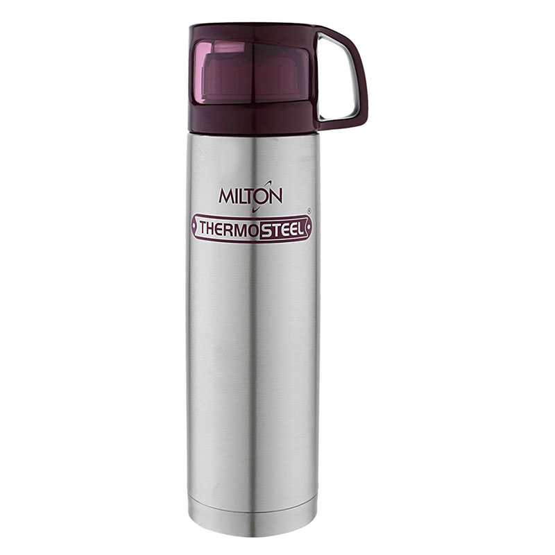 Milton Thermosteel Glassy Hot & Cold Flask