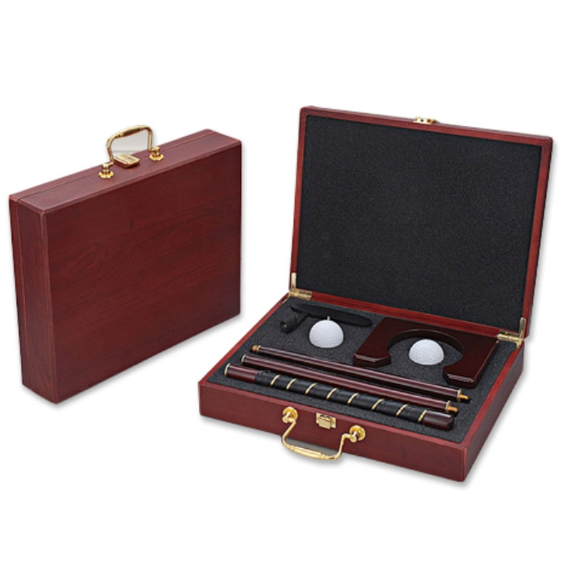 Mini Wooden Golf Set
