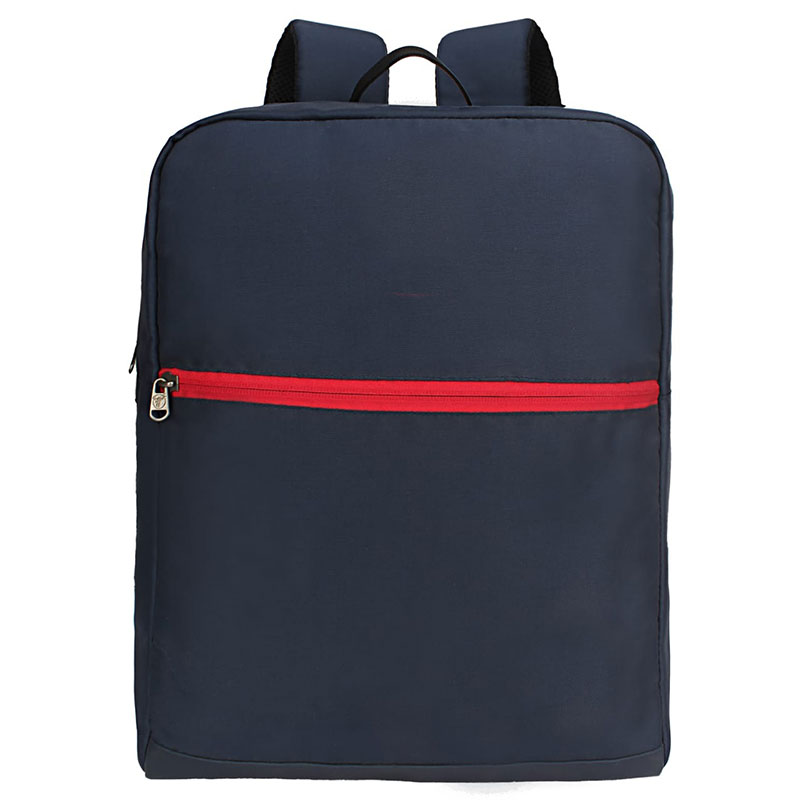 Navy Blue Laptop Backpack