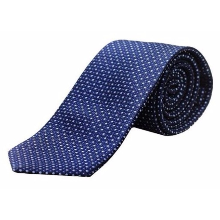 Blackberry Navy Blue Tie
