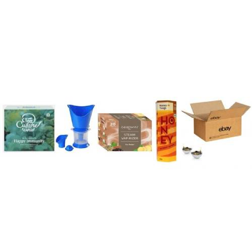 Diwali Signature Immunity Care Corrugated with Vaporizer