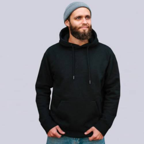 ZERO DEGREE Hooded Sweatshirt