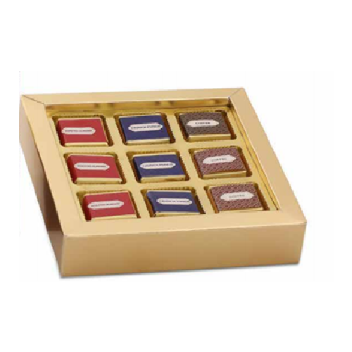 9 Chocolate Box