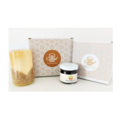 Diwali Tea Bag Set – With Diya and  Honey