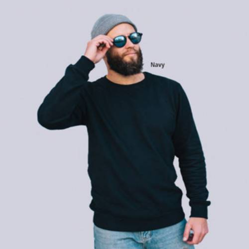 ZERO DEGREE  Crew Neck Sweatshirt