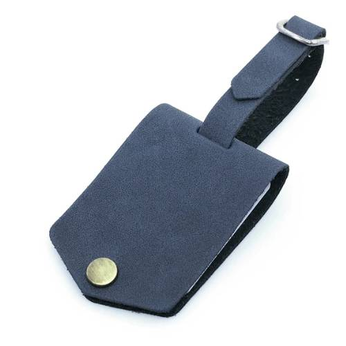 Luggage Tag - Navy