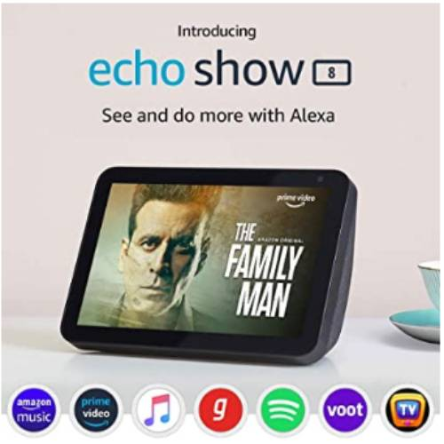 Amazon Introducing Echo Show 8