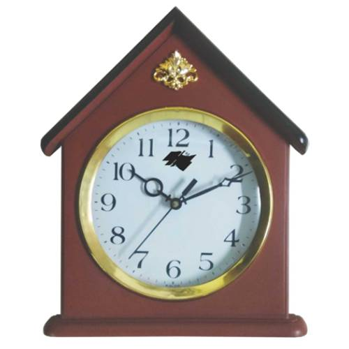 House Shape Wall Clock