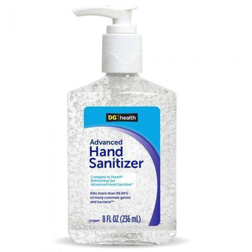 Alcohol-Based Sanitizers