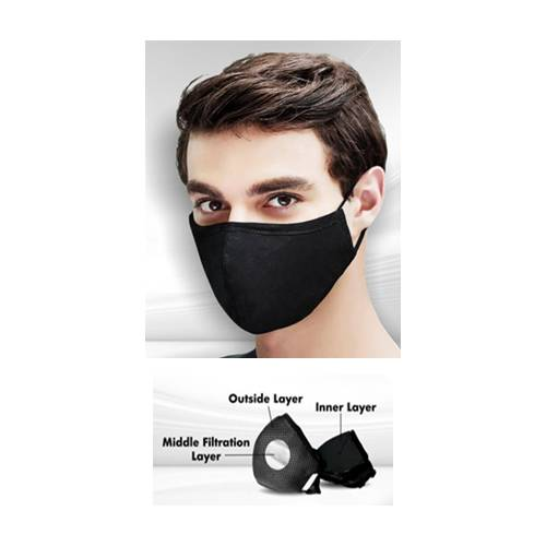 Reusable Outdoor Protection Mask  With special filter