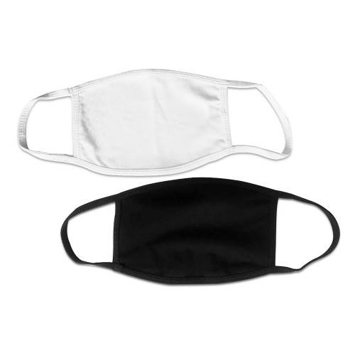 2 layer cotton reusable Mask