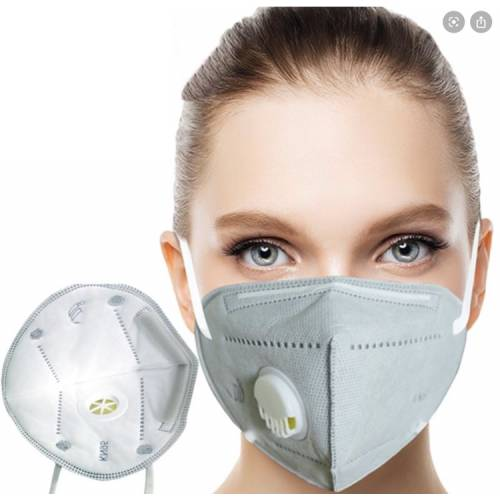 KN95 Face Mask with nozzle