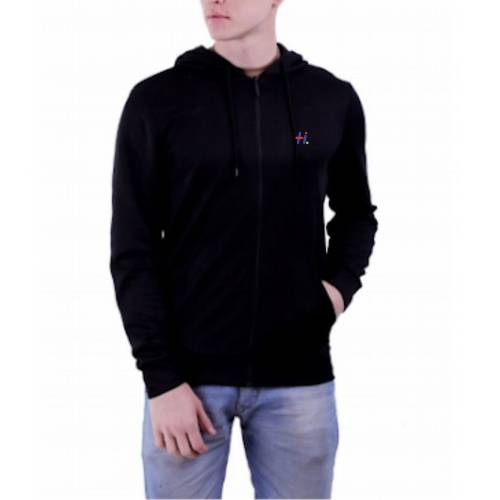 Alcis Foma Sweat Shirt with Hood - Black