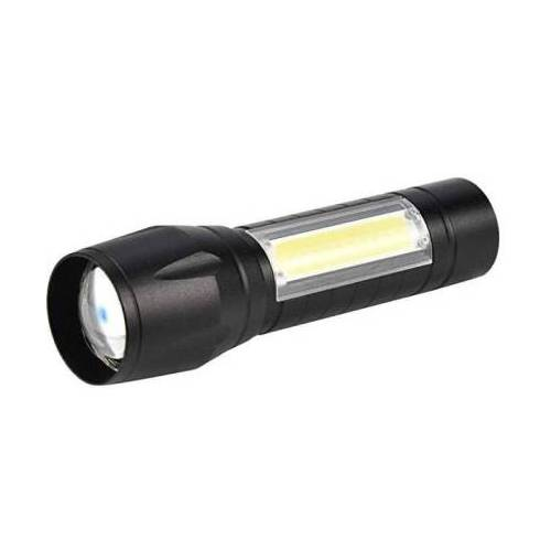 ZOOM PRO – Rechargeable COB LED Torch