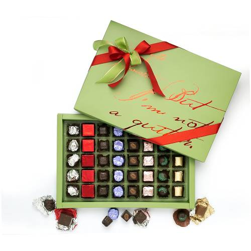 Premium Assorted Chocolate Tray Box