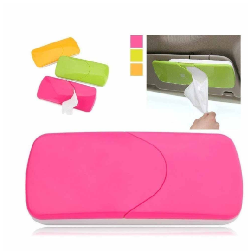 Car Visor - Tissue Holder and Dispenser