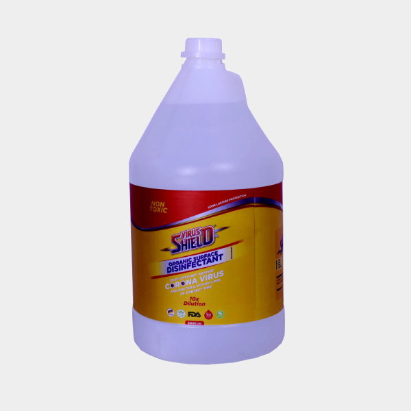 Organic Surface Disinfectant :- Concentrate Jerry Jar
