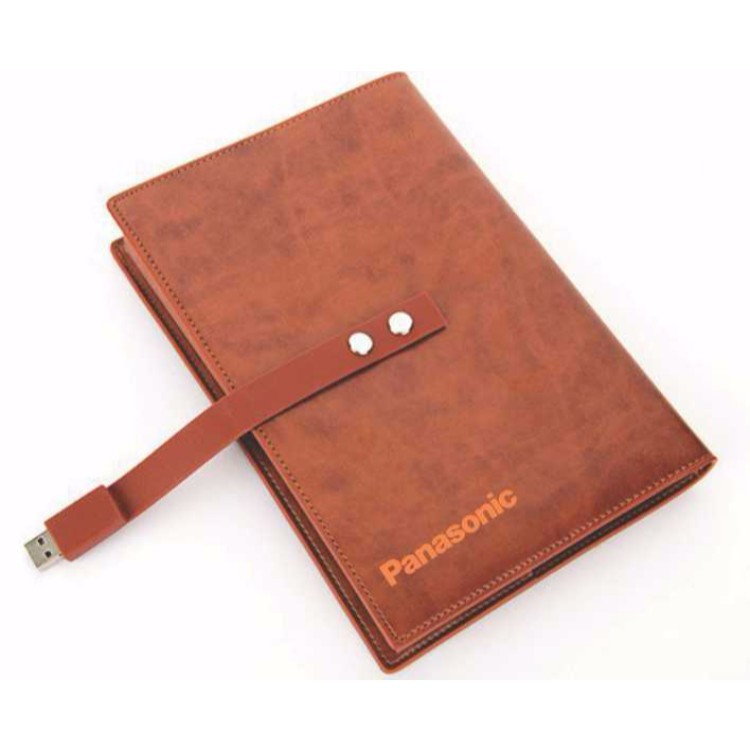 Passport Holder With Pen Drive