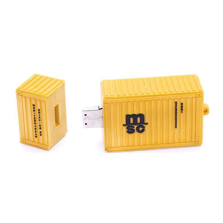 USB Pen Drive Container