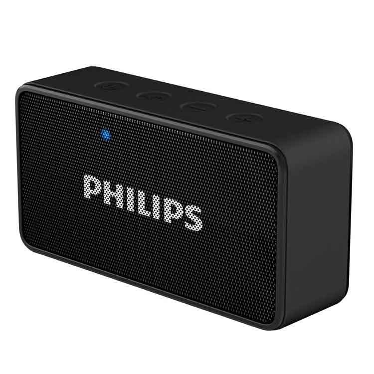 Philips BT64B - 94 Portable Bluetooth Speaker