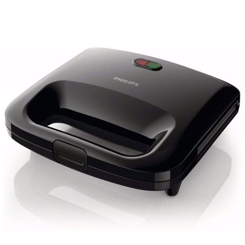 Philips HD 2393 820-Watt Sandwich Maker - Black