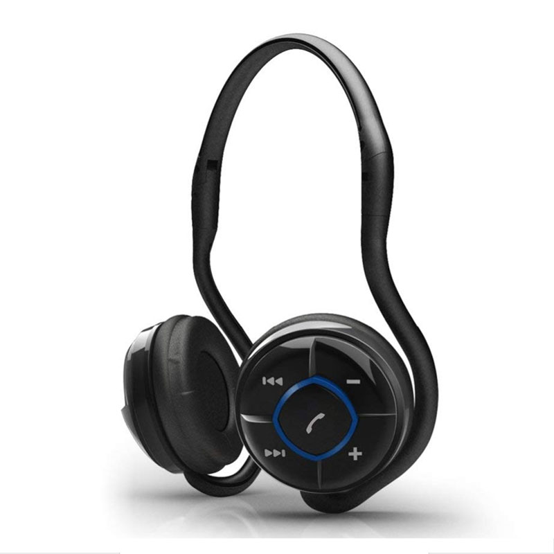 Portronics Muffs Headset BSH10 Black