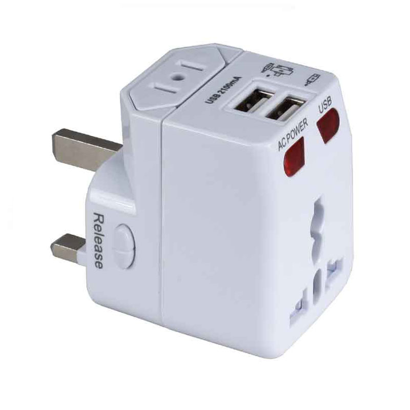 Premium Travel Adapter