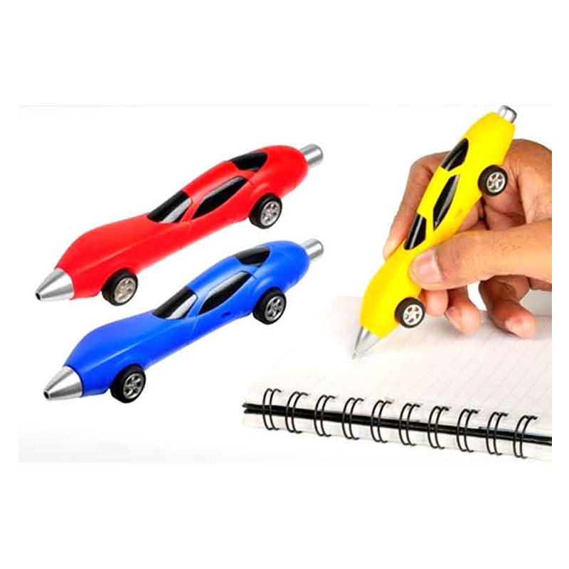 Promotional Racing Car Shape Pen