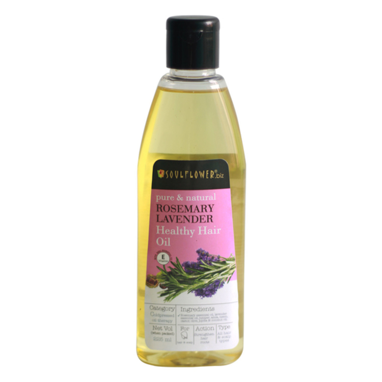 Rosemary Lavender Healthy Hair Oil