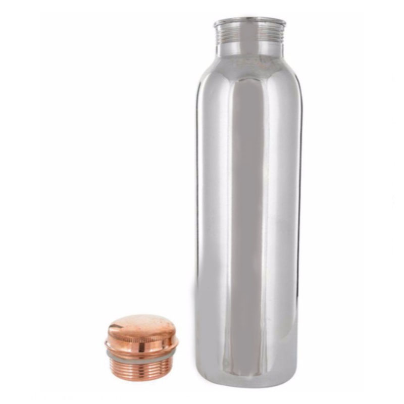 SS chrome 1000 ml Bottle