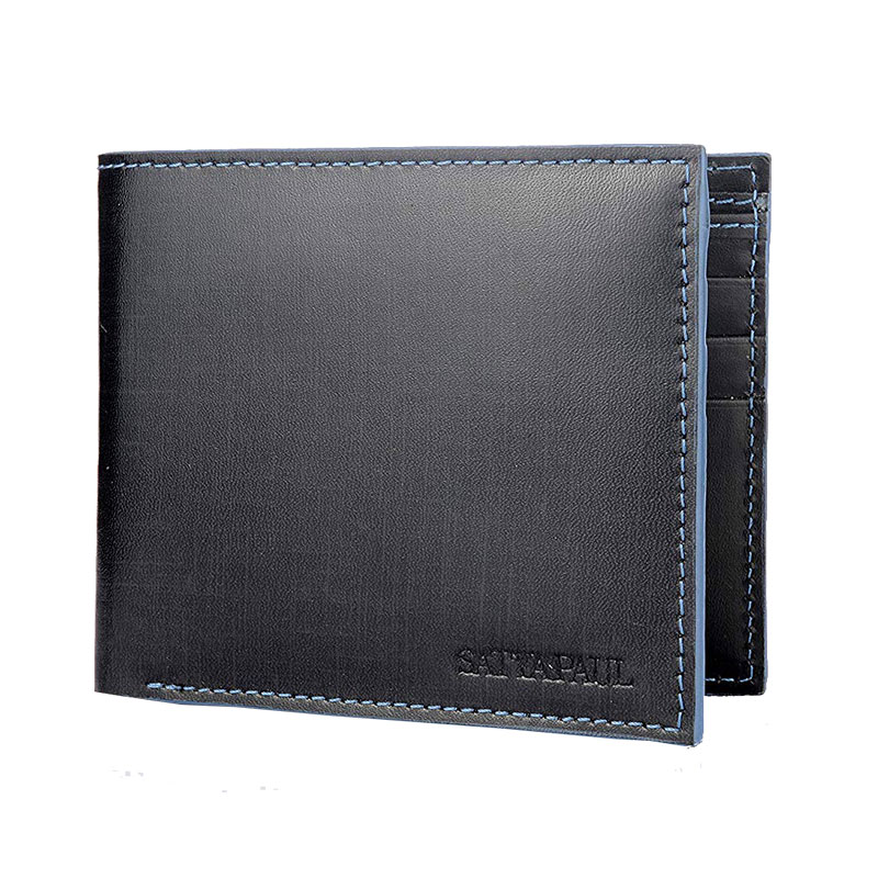 Satya Paul Black Men's Wallet