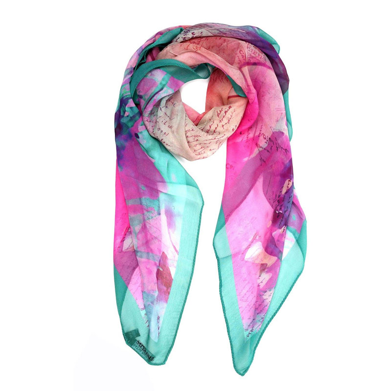 Satya Paul Digital Printed Scarf