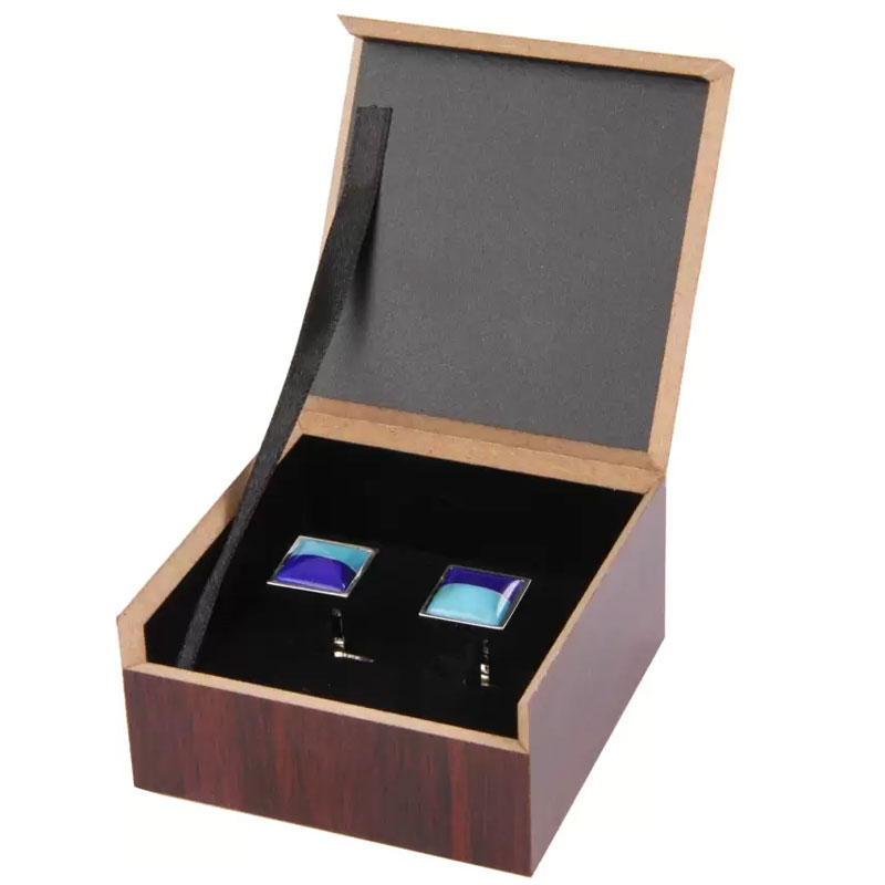 Satya Paul Metal Alloy Cufflink  (Silver, Gold)
