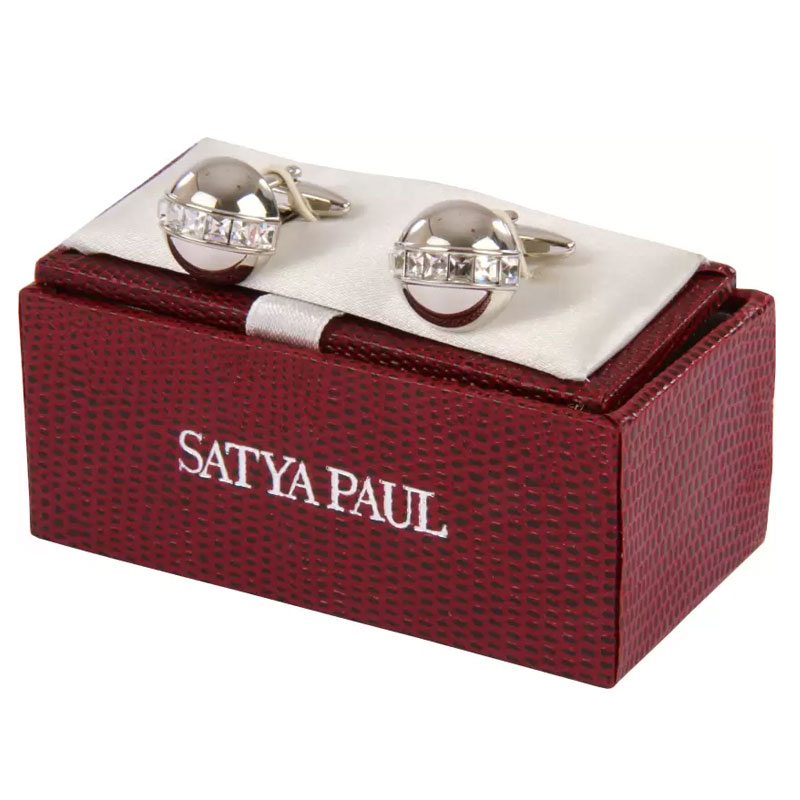 Satya Paul Metal Alloy Cufflink