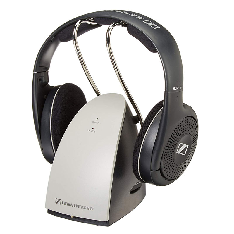 Sennheiser RS 120 II Wireless On-Ear Headphone