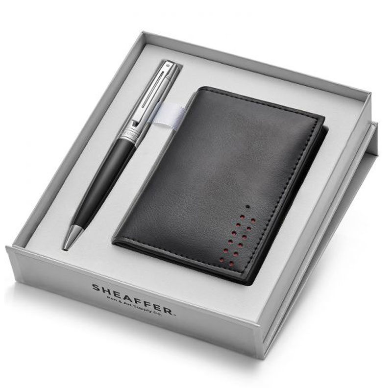 Sheaffer Ballpoint Pen with Multi Card Holder