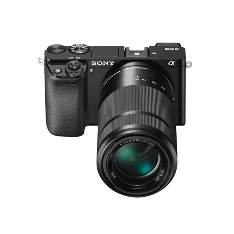 Sony ILCE-6000Y Camera Dual Kit