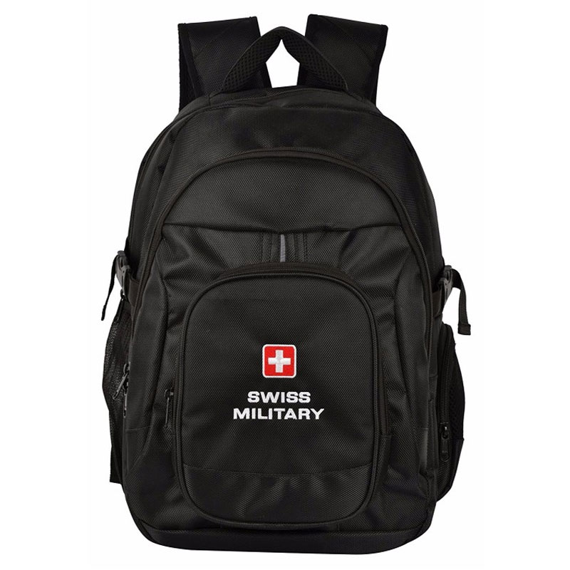 Swiss Military Black LBP58 Backpack