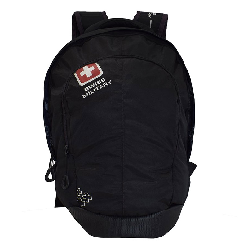 Swiss Military Black LBP59 Backpack