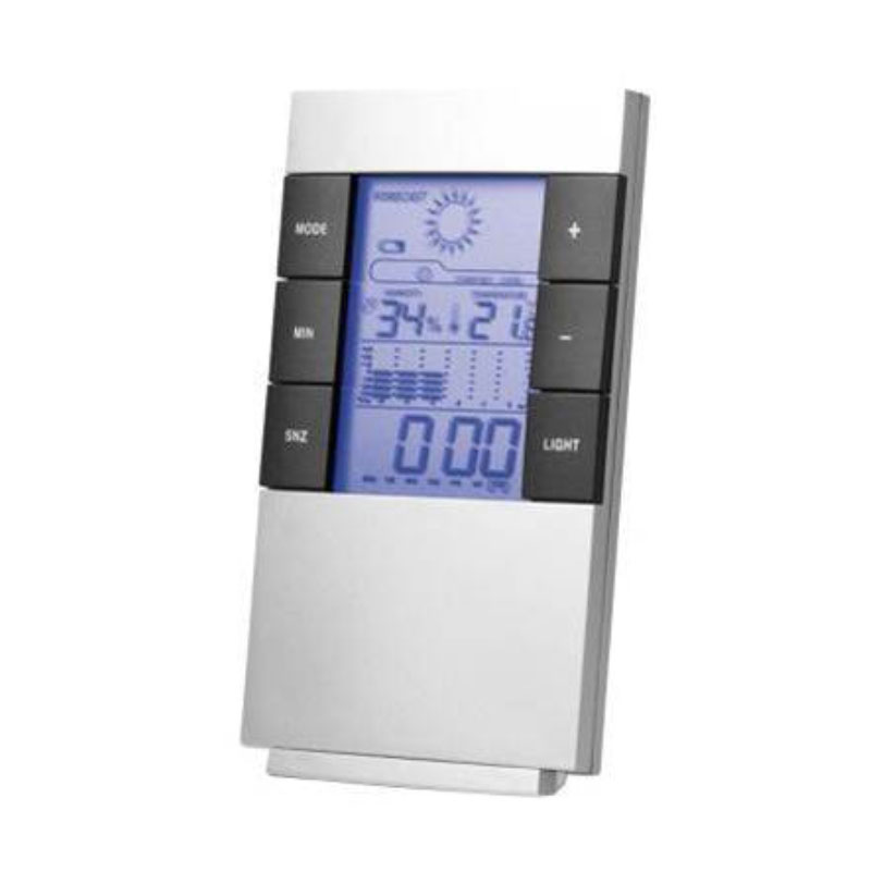 Temperature Humidity Clock