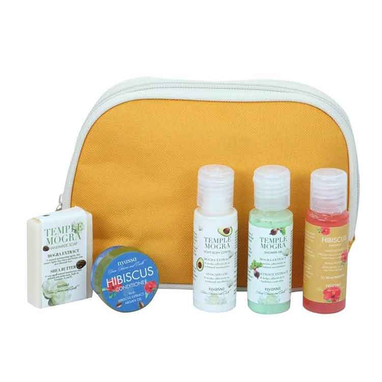 Temple Mogra Travel Kit