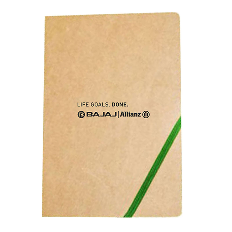 The Abettor Eco-Friendly Notebook