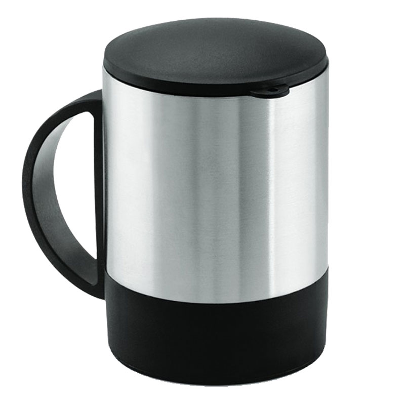 Travel Steel Mug