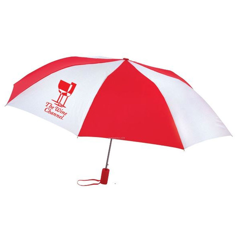 Two Fold Auto Open Umbrella (21 inches)