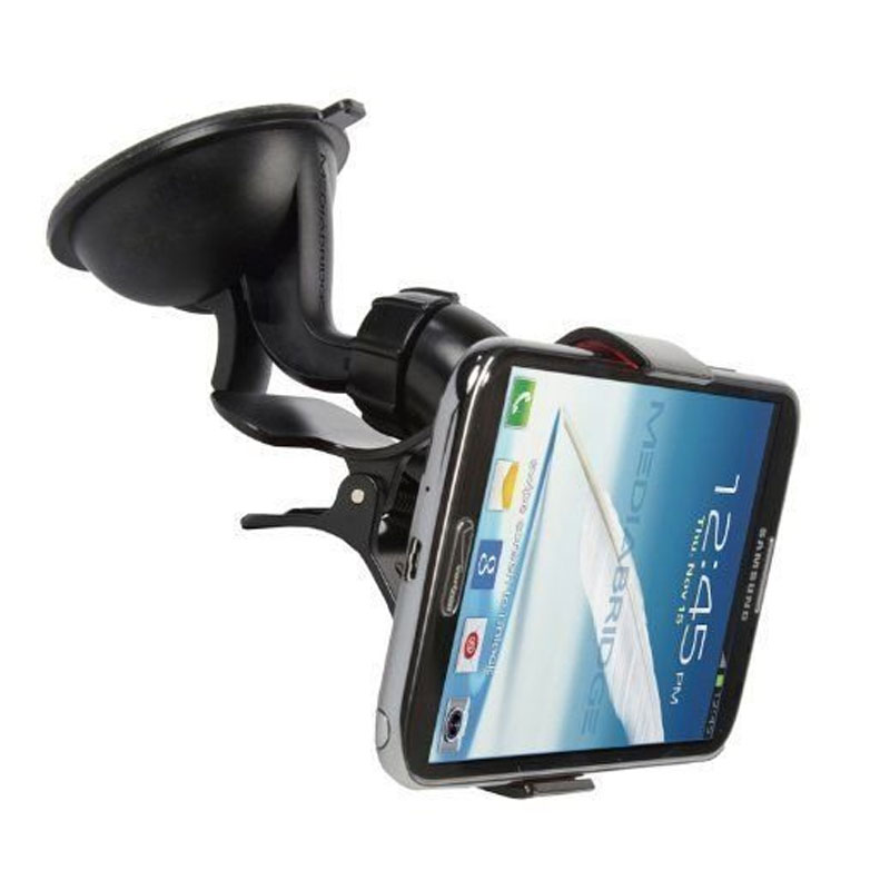Universal Car Mobile Holder 360 Degree Rotating
